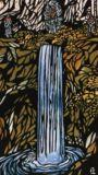 大悲の滝(不動様)Waterfall (Immovavle God)
